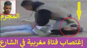 فيديو صادم يهز المغرب.
