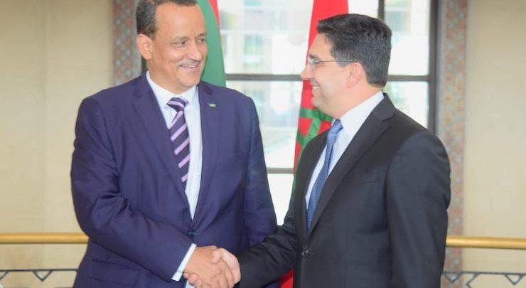 وزير الخارجية المغربي يزور موريتانيا