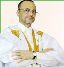 سيدي محمد بوبكر  محمد ولد شيخ الغزواني ، الذي رأيت فيه القدرة على الاستماع والاهتمام الشديد بالمسائل التي ذكرتها معه