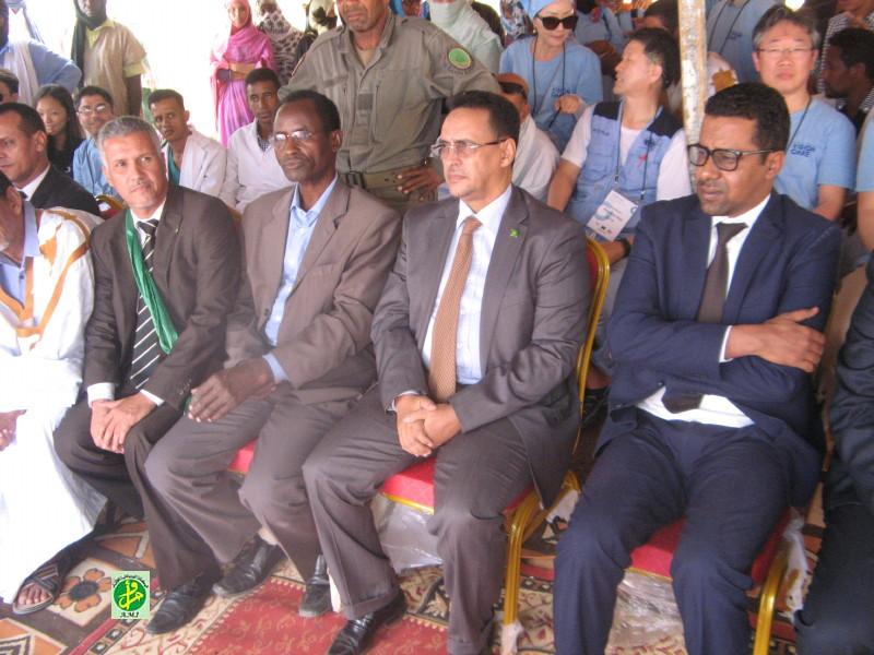 Organisation de journées ophtalmologiques à Nouakchott