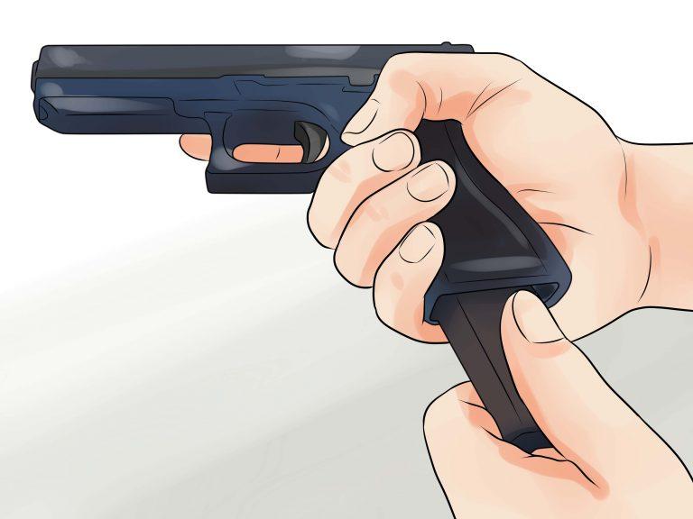 Cambriolage et tir à l'arme