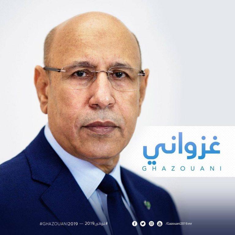 Le président Ghazouani : «nous allons lancer des projets ambitieux en faveur des couches déshéritées»